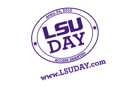 LSU Day logo